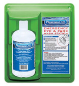 32 oz Single Bottle Eye Flush Station ##24-202 ##