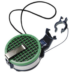 NORTH® Emergency Escape Mouthbit Respirator - Ammonia  ## NOS7904 ##
