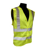Breakaway Class 2 Safety Vests - Mesh - Hi-Vis Yellow  ##VEST 3G ##