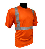 Hi-Vis Orange Ultra Breathable Mesh T-Shirt ##G819O ##