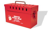 NORTH® Group Lock Boxes - 13 Lock Box ##GBL03/E ##