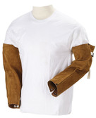 "18"" Side Split Cowhide Welding Sleeves  ##18SLV ##"