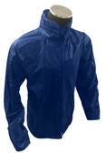 Portwest Classic Lightweight Rain Jacket Front  ## US440NVY ##