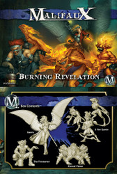 Malifaux Burning Revelation (Kaeris Box Set) - Arcanists - M2E