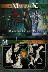 Malifaux Masters of the Path (Yan Lo Box Set) - Resurrectionists - M2E