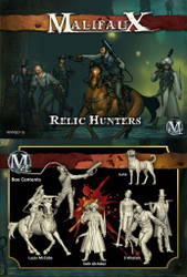Malifaux Relic Hunters (Lucas McCabe Box Set) - Guild - M2E
