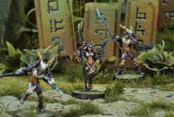 Infinity Neema Saatar, Ectros Regiment Officer - Tohaa