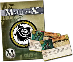 Malifaux Outcast Arsenal Deck (Wave 2) - M2E