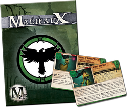 Malifaux Resurrectionists Arsenal Deck  (Wave 2) - M2E