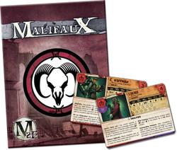 Malifaux Guild Arsenal Deck (Wave 2) - M2E