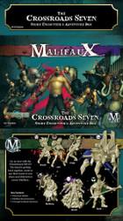 Malifaux The Crossroads Seven - Story Encounter - M2E