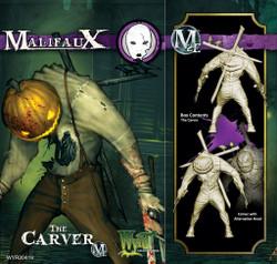 Malifaux Carver - Neverbon - M2E