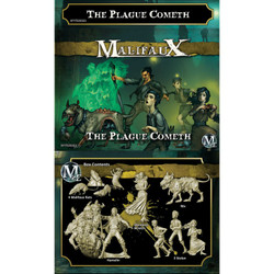 Malifaux The Plague Cometh (Hamelin Box Set) - Outcasts - M2E