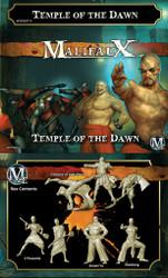 Malifaux Temple of the Dawn (Shenlong Box Set) -- Ten Thunders - M2E