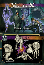 Malifaux Dark Debts (Jakob Lynch Box Set) - Neverborn / Ten Thunders - M2E
