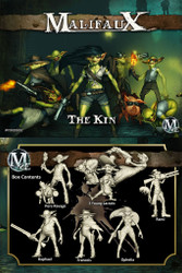 Malifaux The Kin (Ophelia Box Set) - Gremlins - M2E