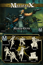 Malifaux Hired Guns (Von Schill Box Set) - Outcasts - M2E