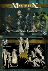 Malifaux Salvage and Logistics (Leveticus Box Set) - Outcasts - M2E