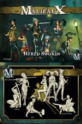 Malifaux Hired Swords (Viktorias Box Set) - Outcasts - M2E