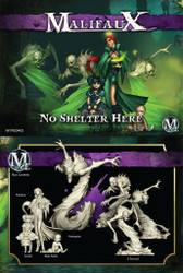 Malifaux No Shelter Here (Pandora Box Set) - Neverborn - M2E