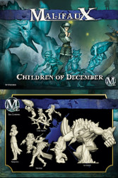 Malifaux Children of December (Rasputina Box Set) - Arcanists - M2E
