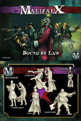 Malifaux Bound by Law (Lucius Box Set) - Guild / Neverborn - M2E