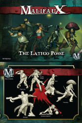 Malifaux The Latigo Posse (Perdita Box Set) - Guild - M2E