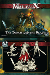 Malifaux The Torch and the Blade (Sonnia Box Set) - Guild - M2E