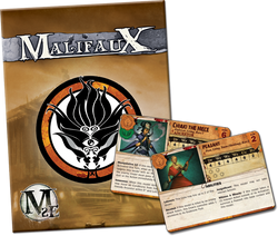 Malifaux Ten Thunders Arsenal Deck (Wave 2) - M2E