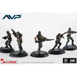 AvP - USCM Marines