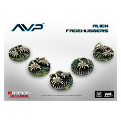 AvP - Facehuggers