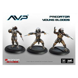 AvP - Predator Young Bloods