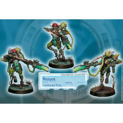 Infinity Rasyat (Spitfire) - Combined Army