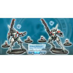 Infinity O-Yoroi Kidobutai Unit Box (TAG) (3) - Yu Jing
