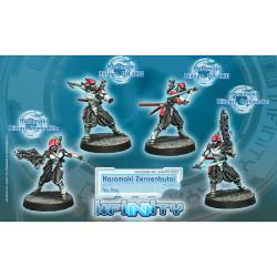 Infinity Haramaki Zensenbutai Unit Box (4) - Yu Jing