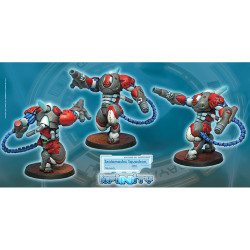 Infinity Szalamandra Squadron Unit Box (TAG) (HMC) - Nomads