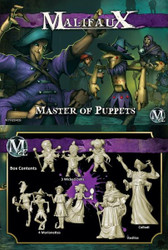 Malifaux Master of Puppets - Neverborn - M2E