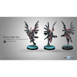 Infinity Fraacta Boarding Shotgun - Combined Army