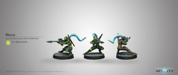 Infinity Ninjas (Multi Sniper Rifle) - Yu Jing