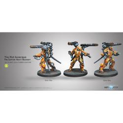 Infinity Yan Huo Invincibles 2 Missile Launchers - Yu Jing