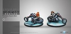 Infinity Bootleg: Panthesilea Amazon Biker Special Edition
