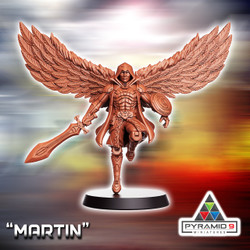 Pyramid 9 - Martin - Collector's Edition