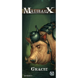 Malifaux Gracie - Outcasts - M2E