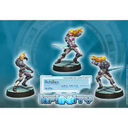 Infinity Achilles (Spitfire, EXP CCW) (1) - ALEPH