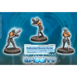 Infinity Authorized Bounty Hunter - Mercenaries