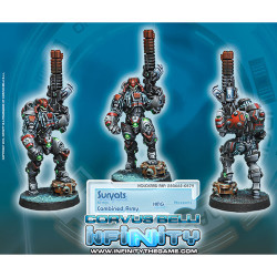 Infinity Suryats (HMG) - Combined Army