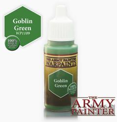 Army Painter: Warpaints Goblin Green 18ml