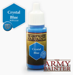 Army Painter: Warpaints Crystal Blue 18ml