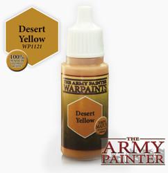 Army Painter: Warpaints Desert Yellow 18ml