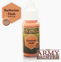 Army Painter: Warpaints Barbarian Flesh 18ml